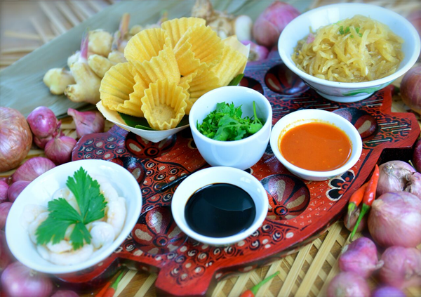 Kueh Pie Ti Set of 10