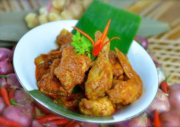 Curry Ayam estimewa