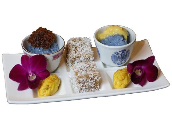 Chef's Dessert Platter