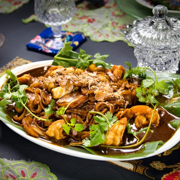 Peranakan Seafood Hokkien Mee (S/L)