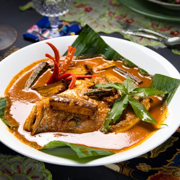 Assam Pedas Fish head