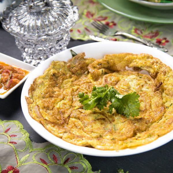 Telur Goreng Chinchalok
